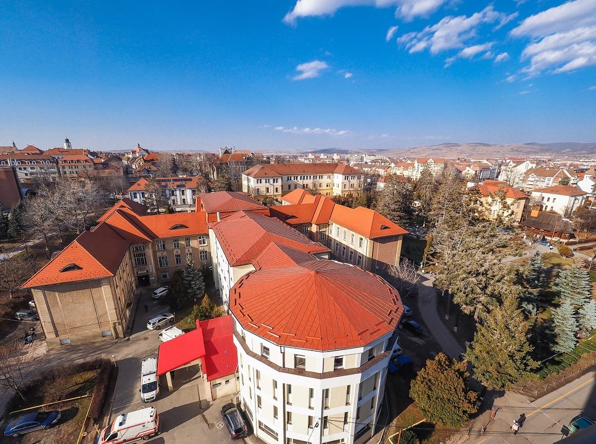 Sibiul, în top 10 cele mai bune orașe din țară ca facilități medicale