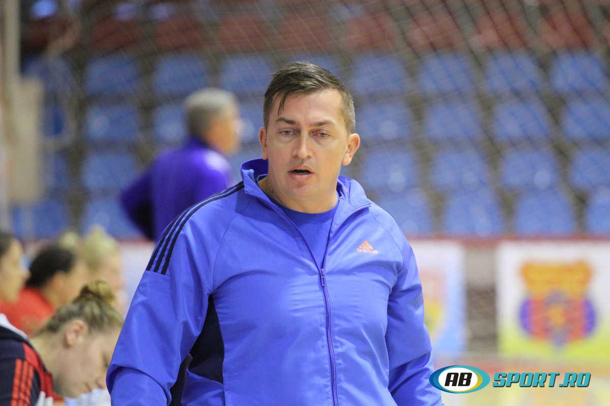 Weber, antrenor Măgura: