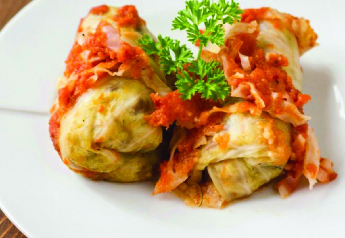 Sarmale vegetale