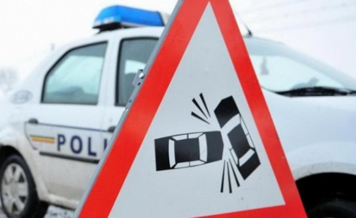 Doi răniți într-un accident rutier, la Poplaca