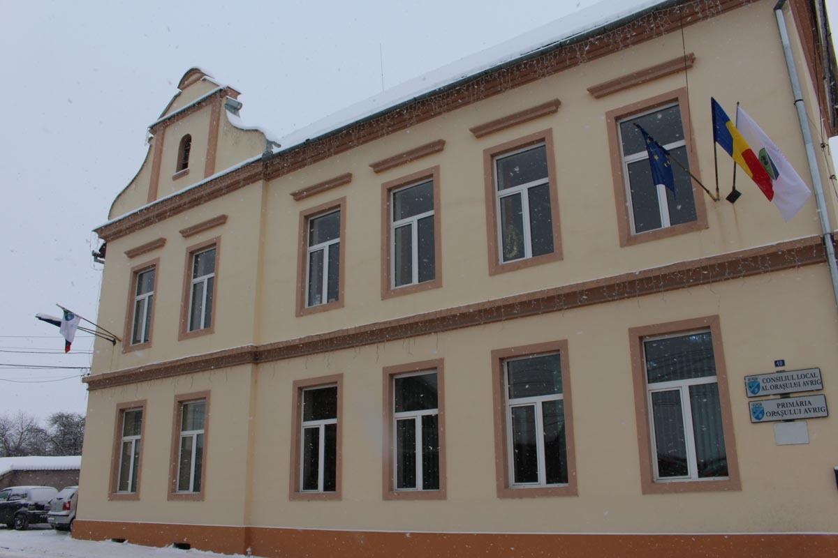 Consultare publică pentru impozitele şi taxele locale, la Avrig