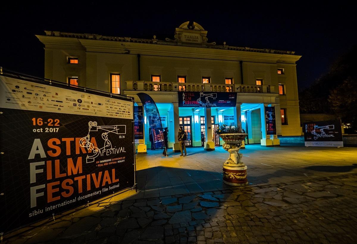 Au început înscrierile la Astra Film Festival 2018