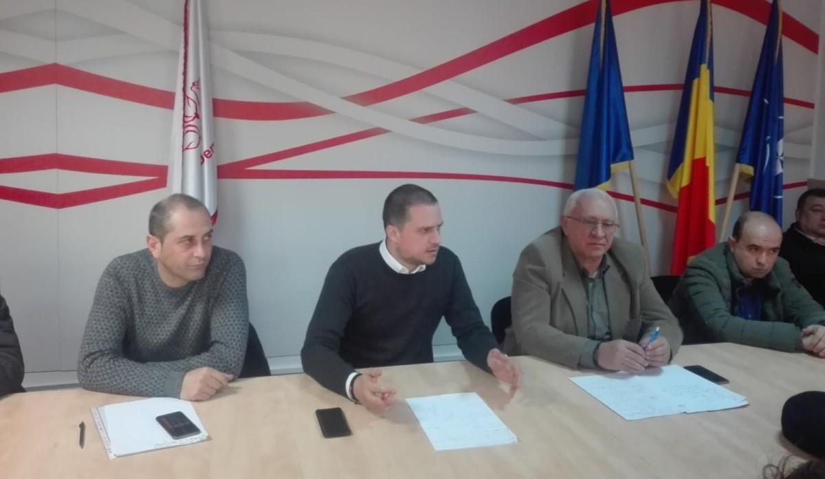 Mitingul PSD Sibiu programat pentru sâmbătă, a fost suspendat