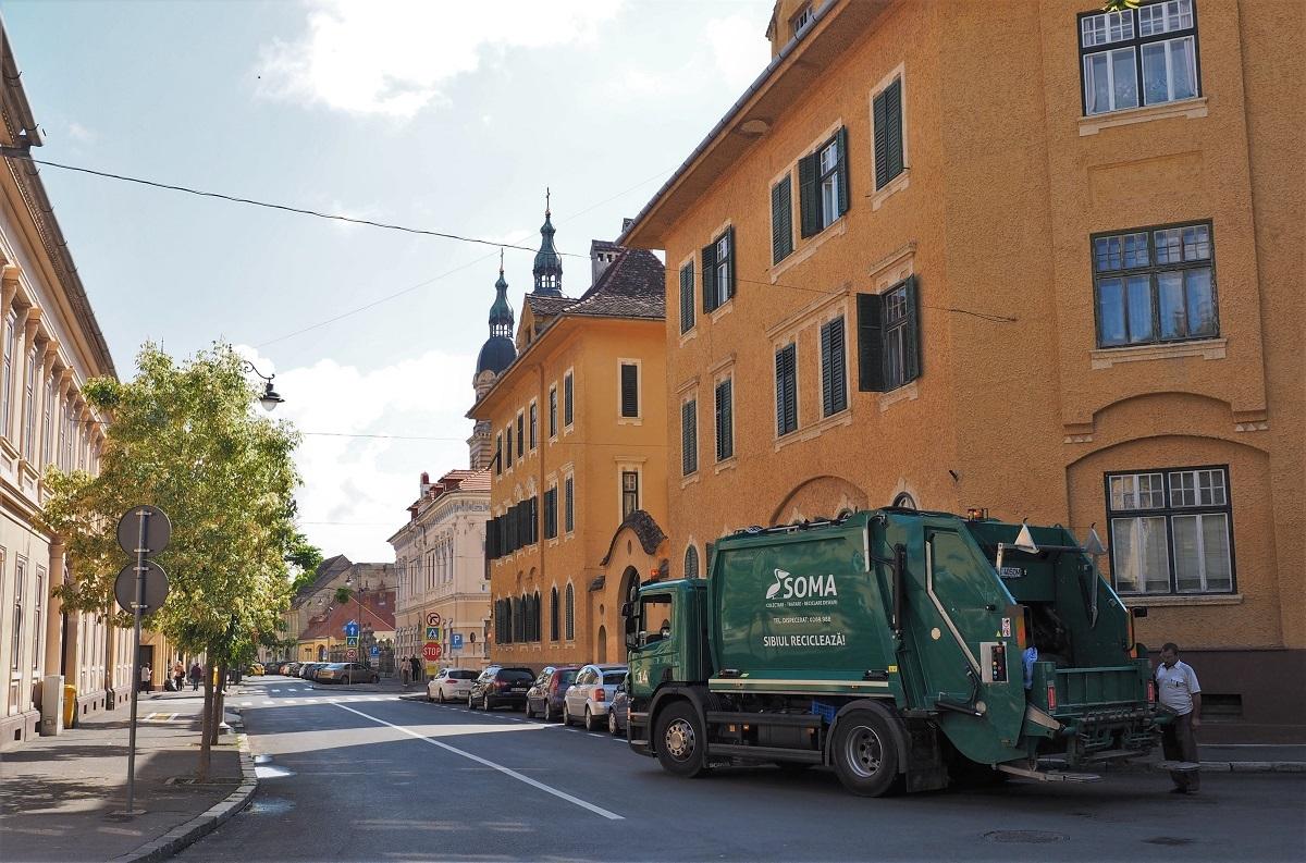 Soma face o nouă campanie de colectare a deșeurilor voluminoase