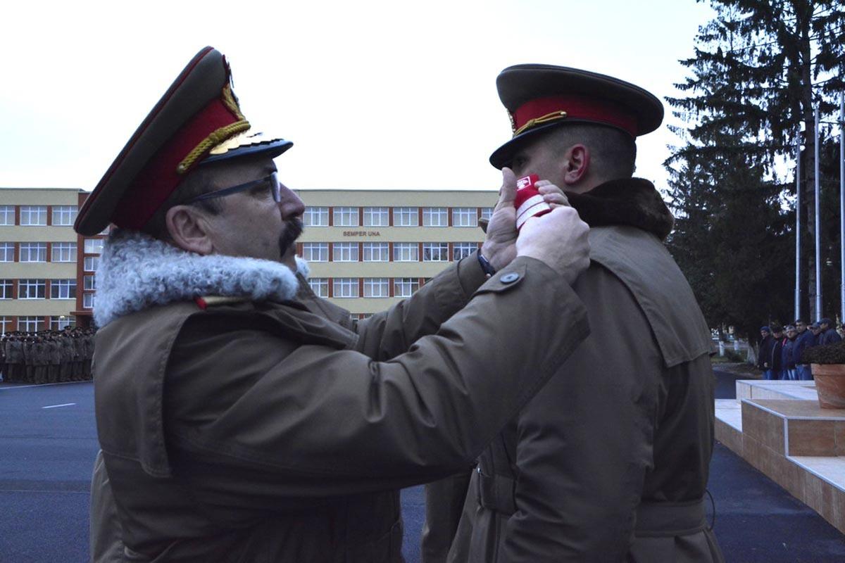 Avansări în grad, cu ocazia Zilei Naţionale a României