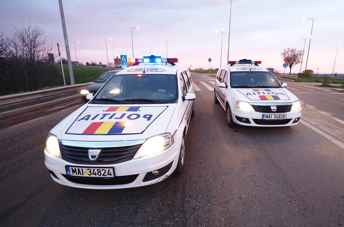 Polițiștii ies în trafic să prindă șoferii băuți sau drogați