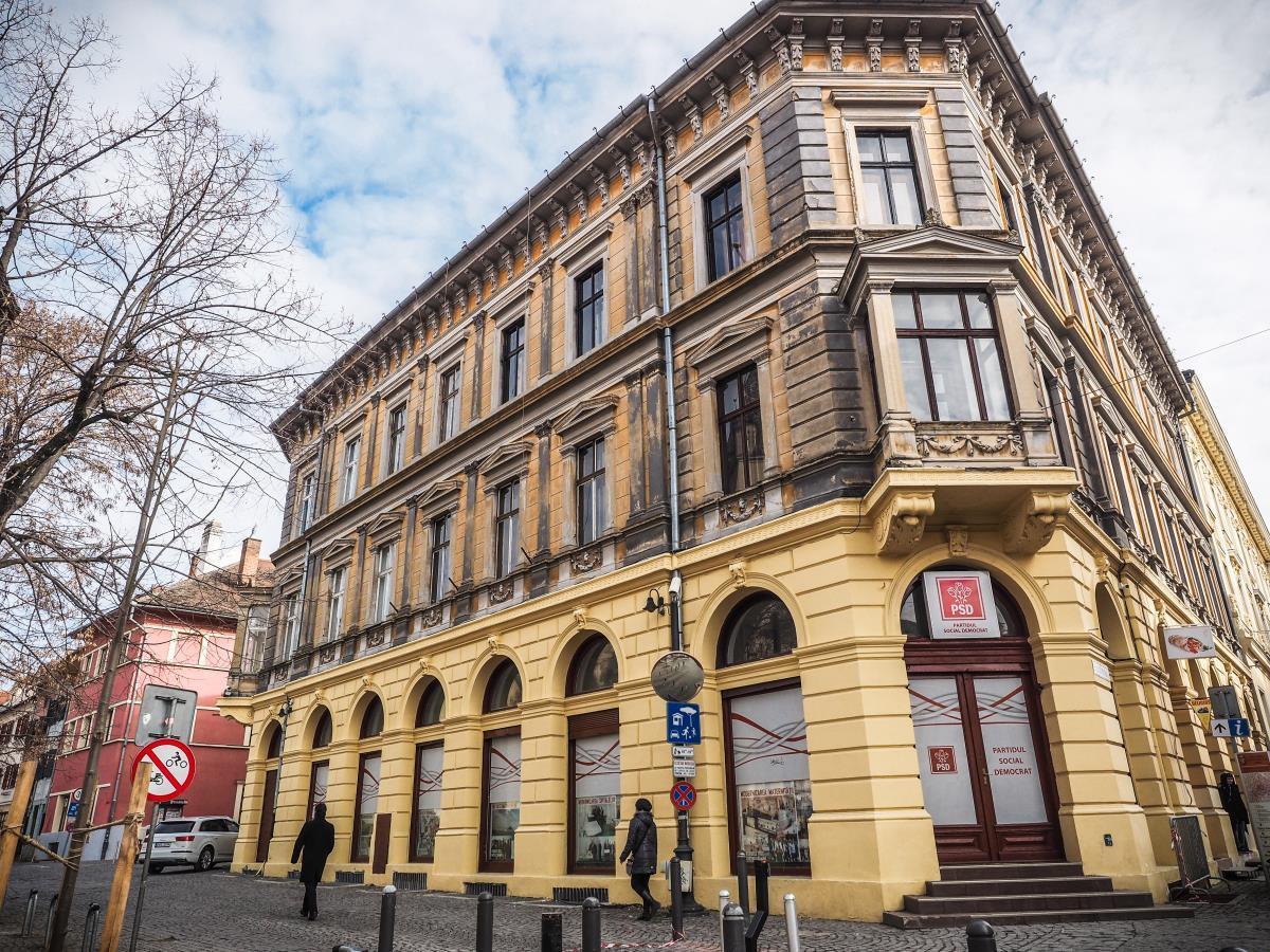 PSD Sibiu lansează concursul de pictură pentru copii