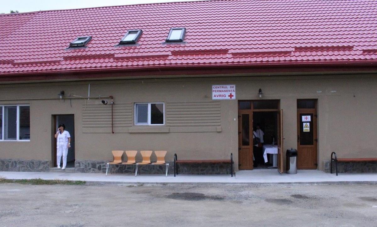 Un defibrilator pentru Centrul de Permanenţă Avrig