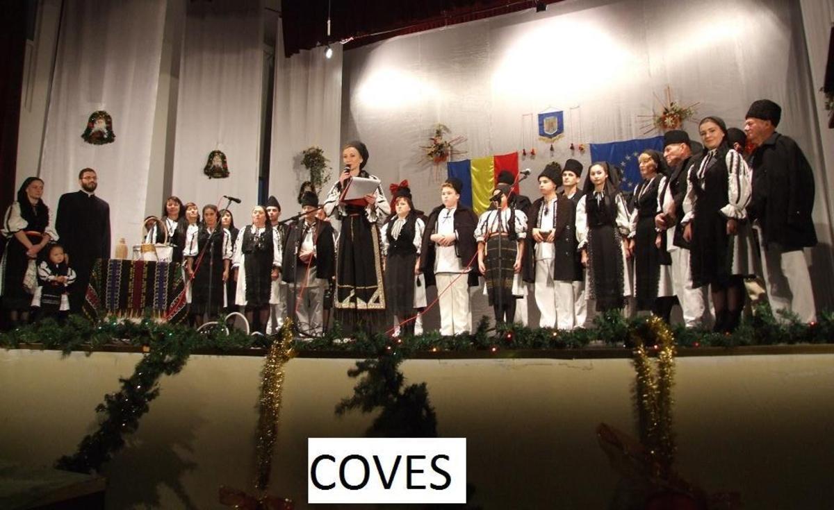 """Concursul de colinde """"De Crăciun pe Valea Hârtibaciului"""""""