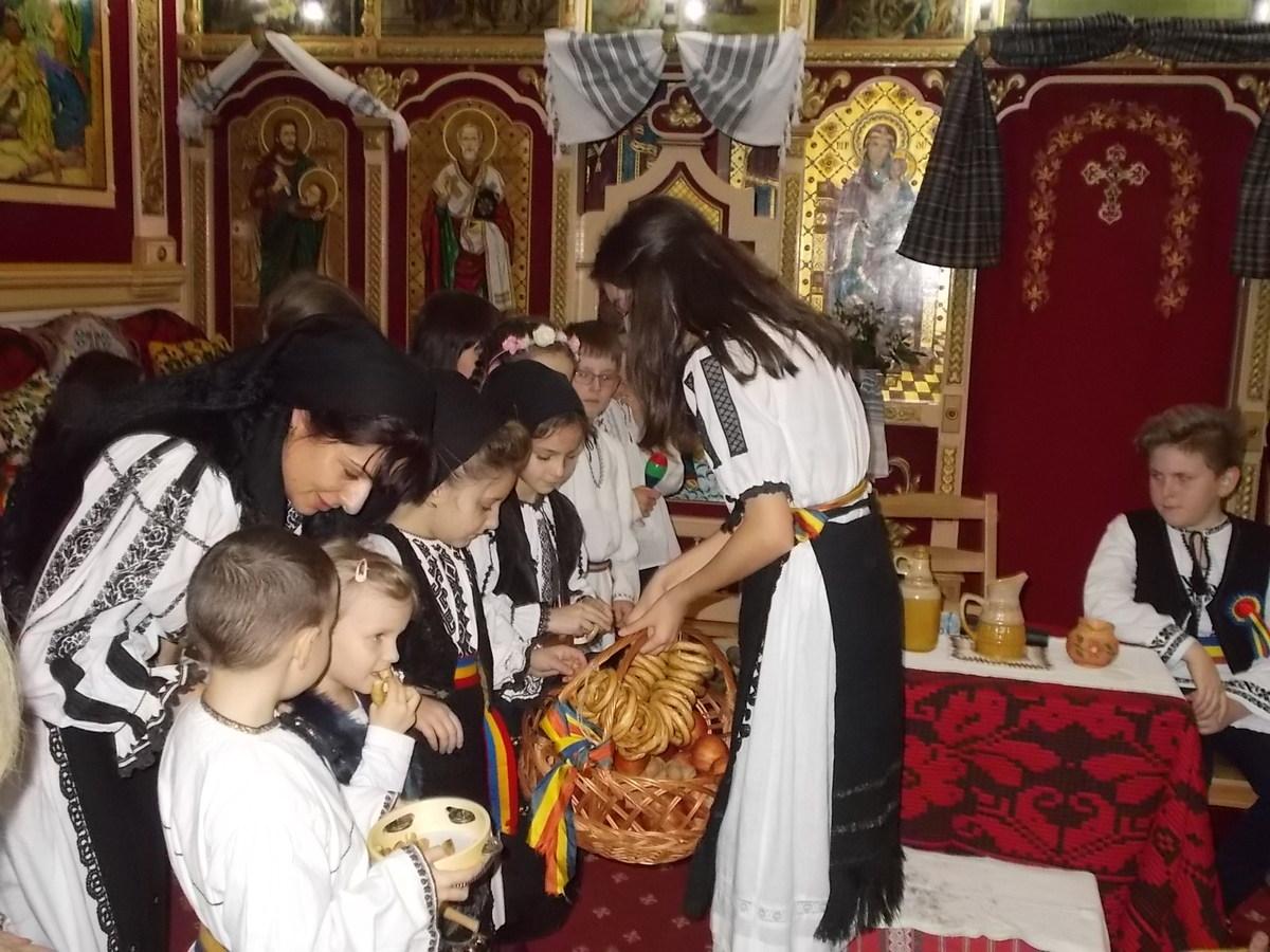 FOTO - Eveniment artistic la Biserica din Cimitirul Ortodox Mediaș
