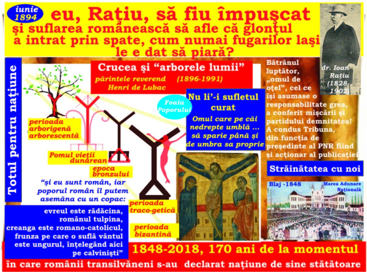 2017-Anul tribuniştilor memorandişti (LI):