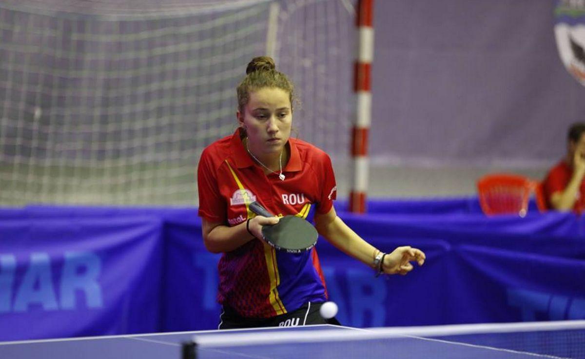 Andreea Dragoman s-a transferat la CSM Mediaș