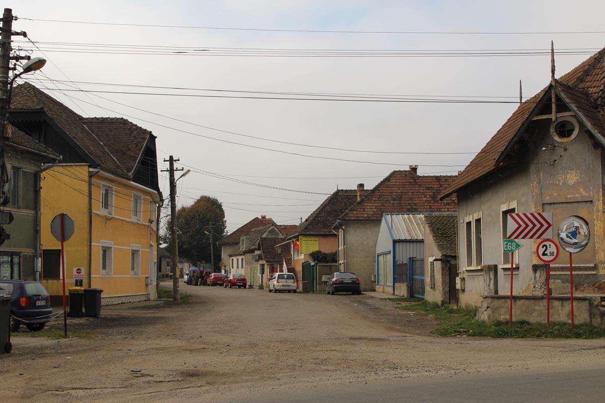 Avrig - Modernizarea străzii Nicolae Bălcescu începe în primăvară