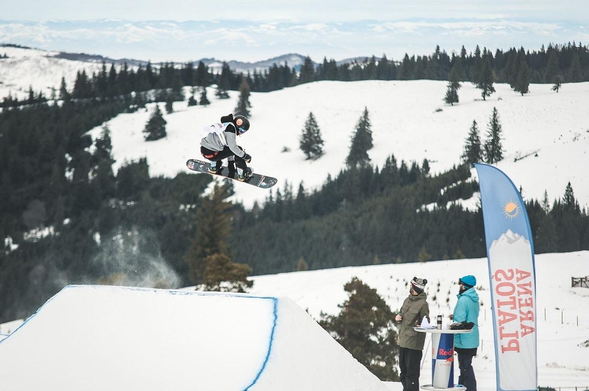 Arena Freestyle Open și World Snowboard Day la Arena Platoș