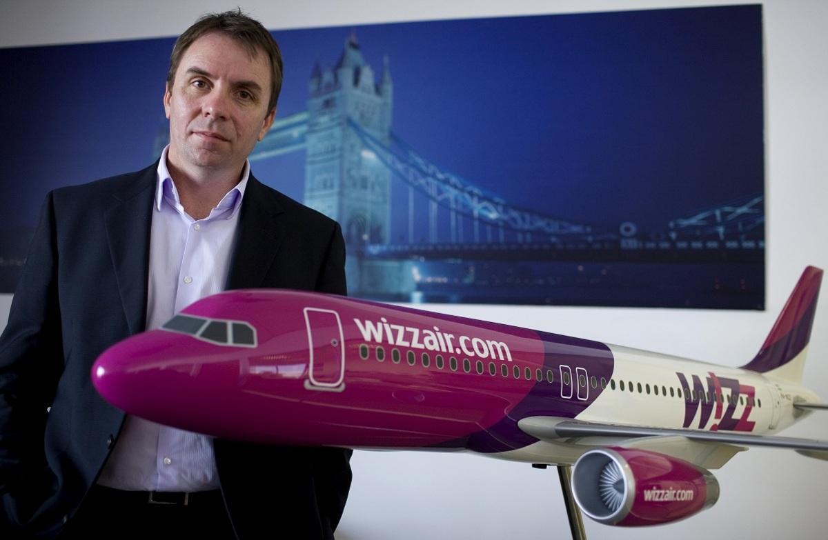 Jozsef Varadi, CEO Wizz Air: