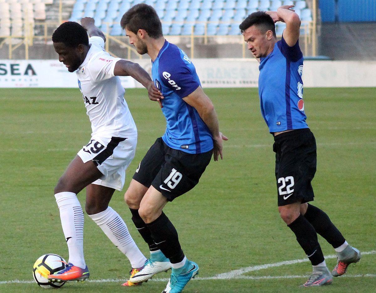 Gaz Metan, victorie în Antalya. Primele goluri pentru Rondon și Edinho Jr.