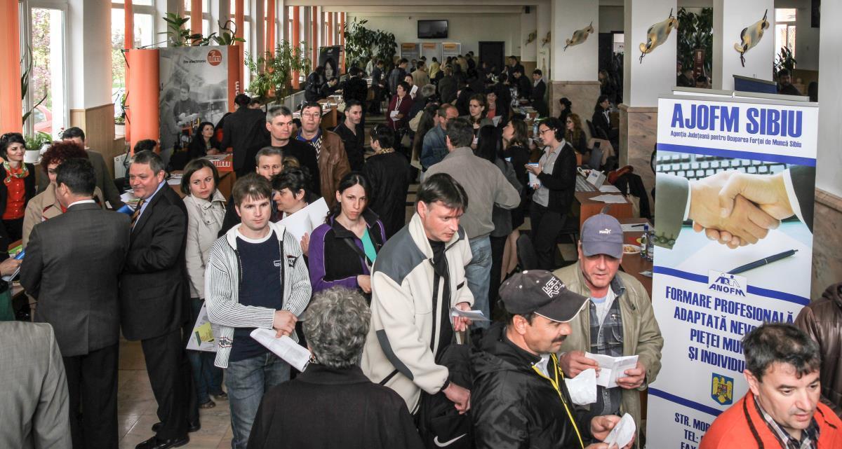 Sibiul, pe locul 4 în țară, la oferta de job-uri