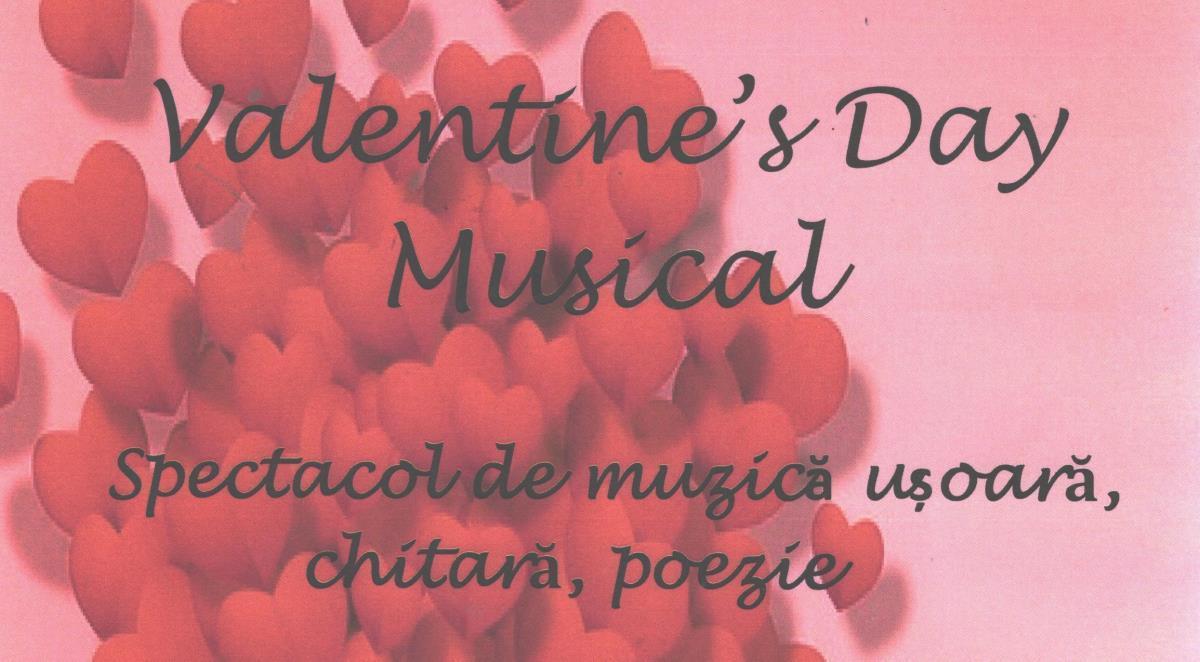 """Valentine's Day Musical"", la FDGR"
