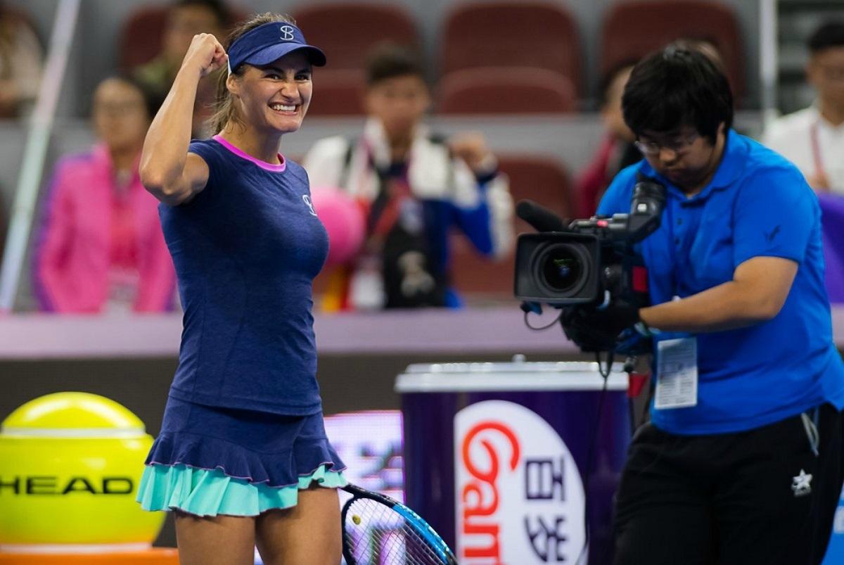 Monica Niculescu produce surpriza la Doha: victorie în faţa Mariei Şarapova. Şi Buzărnescu e în turul 2