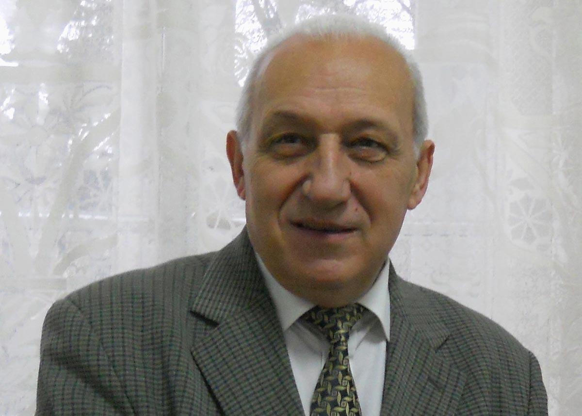 Profesorul Ilie Moise la 70 de ani