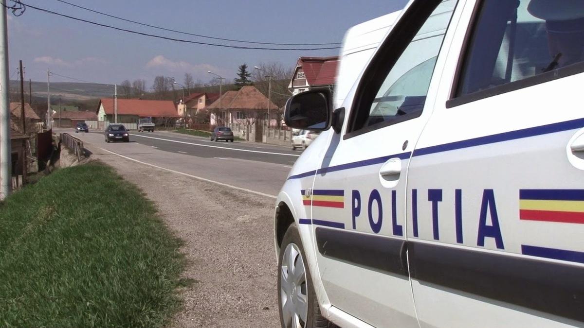 Dosar penal pentru un sibian prins cu autoturismul neînmatriculat