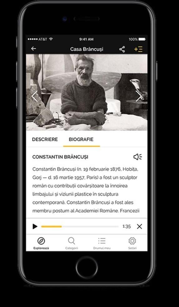 Aplicaţie mobilă în cinstea Centenarului Marii Uniri