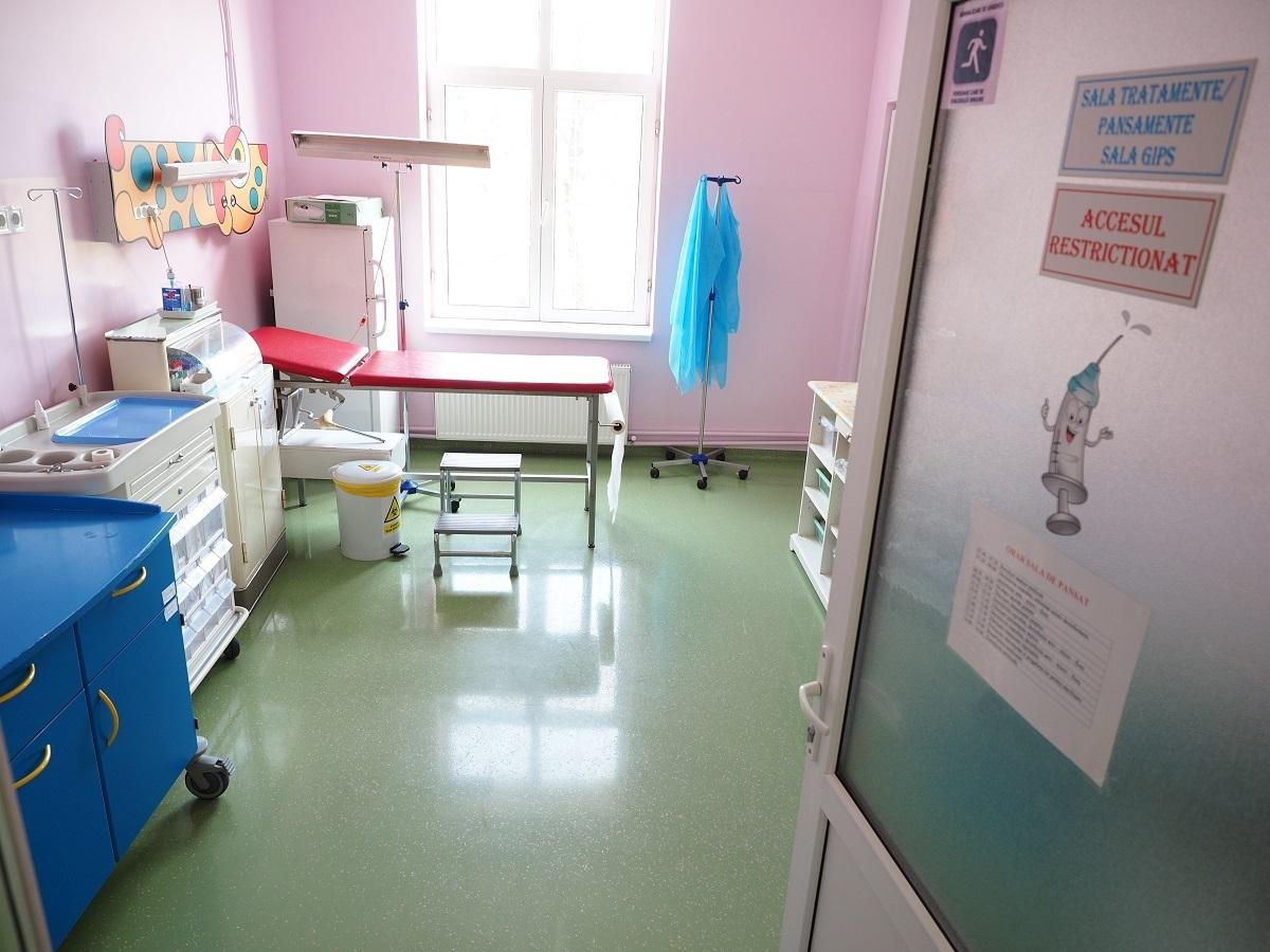 Pediatria trece de la Primărie la Consiliul Județean după construcția noului spital de urgență Sibiu