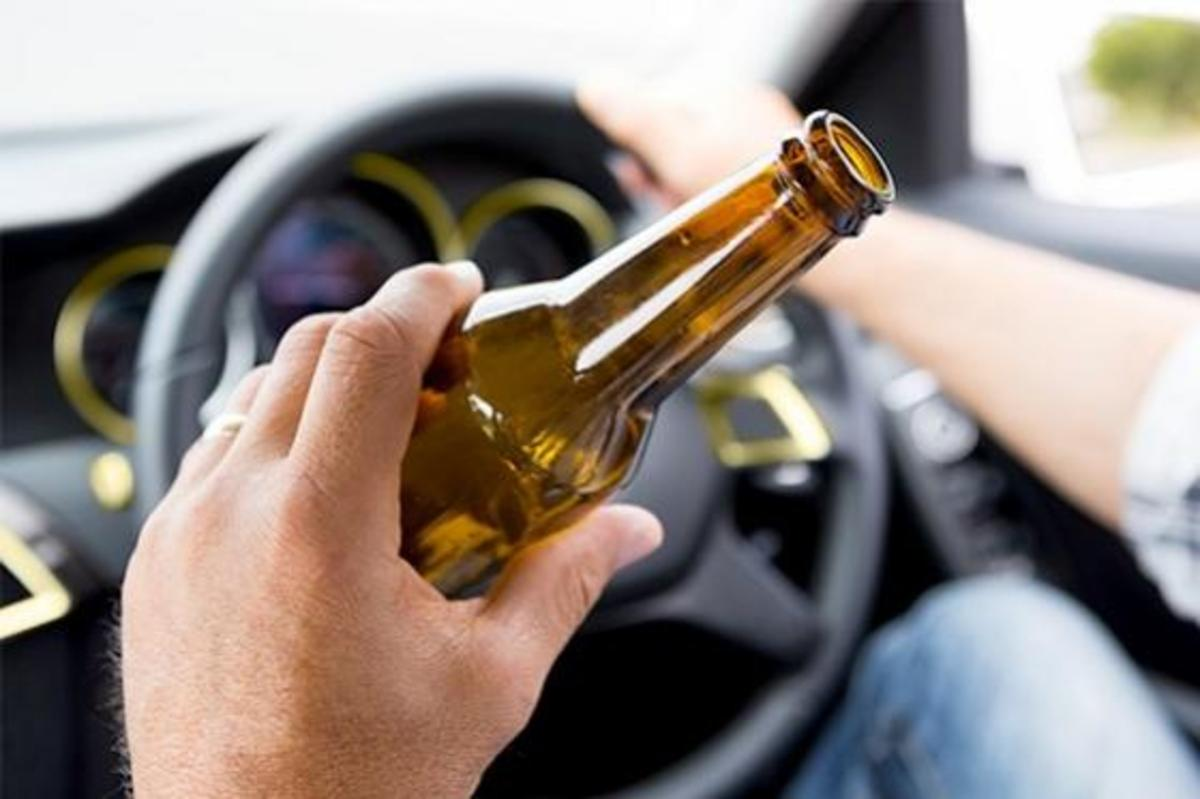 Un medieșean s-a ales cu dosar penal pentru consum de alcool la volan