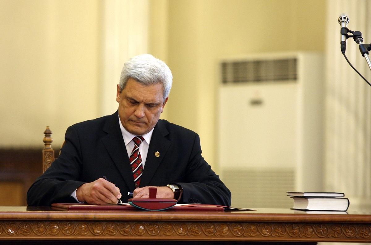 Ion Ariton a demisionat din fruntea organizației municipale ALDE Sibiu