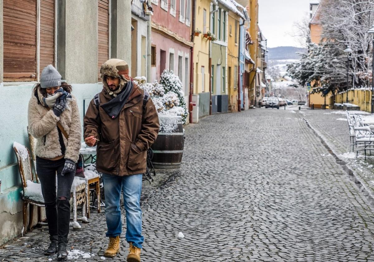 Vremea In Weekend La Sibiu Temperaturi Extrem De Scăzute