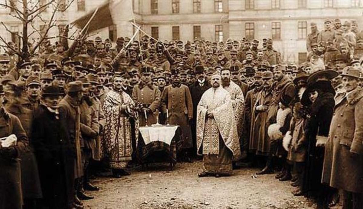 Cam cum se derulează anul Centenarului Marii Uniri