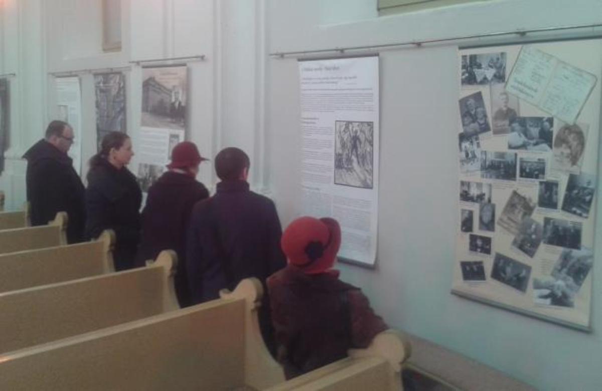 Expoziţie vernisată de graficianul Ştefan Orth