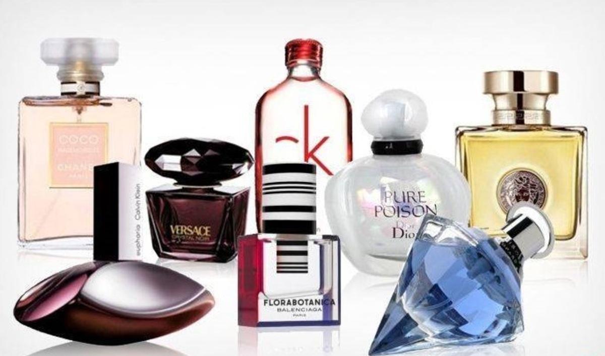 Parfum cu miros penal. Doi ialomițeni au vrut să vândă 10 parfumuri cu însemnele unor mărci de lux