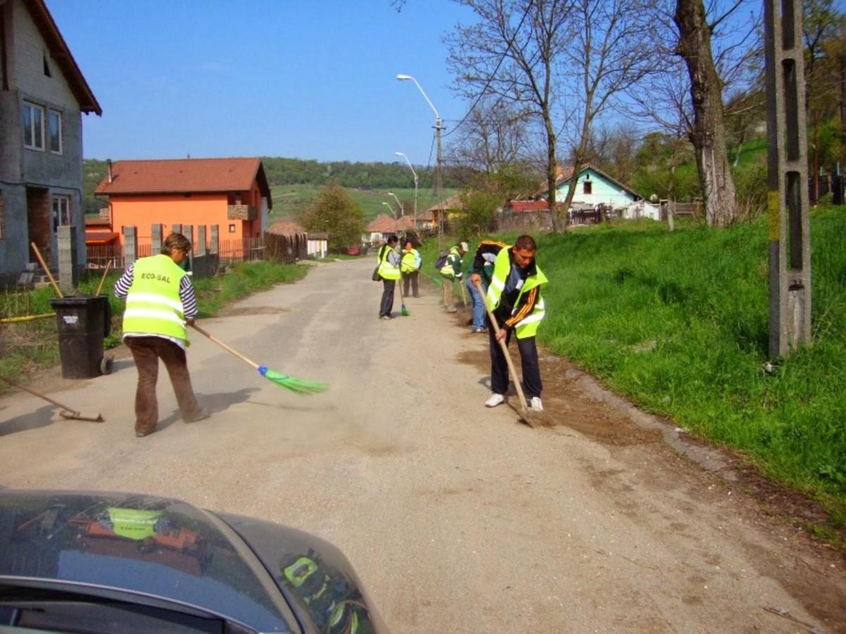 Medieșenii, așteptați la campania de Curățenie de Primăvară