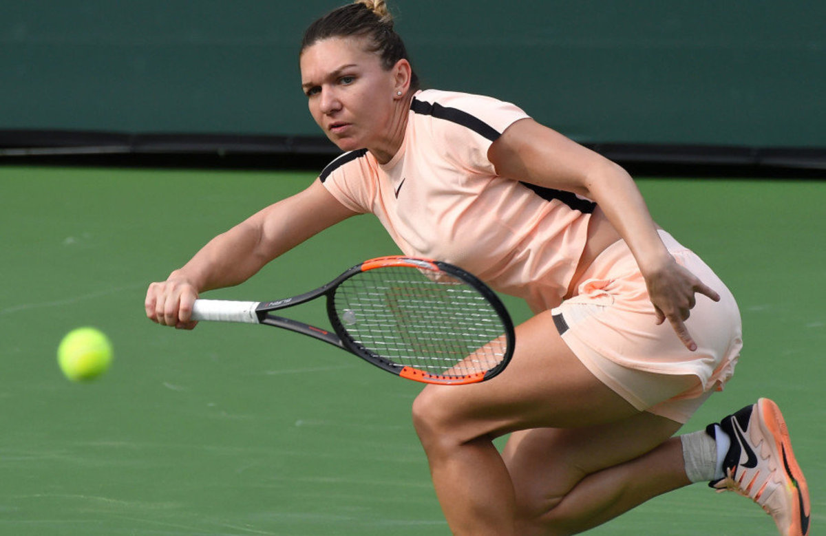 Indian Wells: Simona Halep, în sferturi