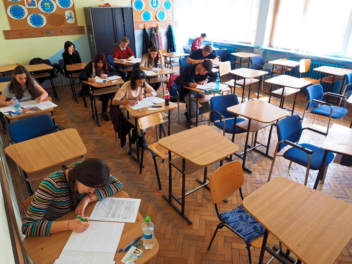 Începe simularea BAC-ului! Peste 6.000 de elevi din județul Sibiu pot participa la probe!