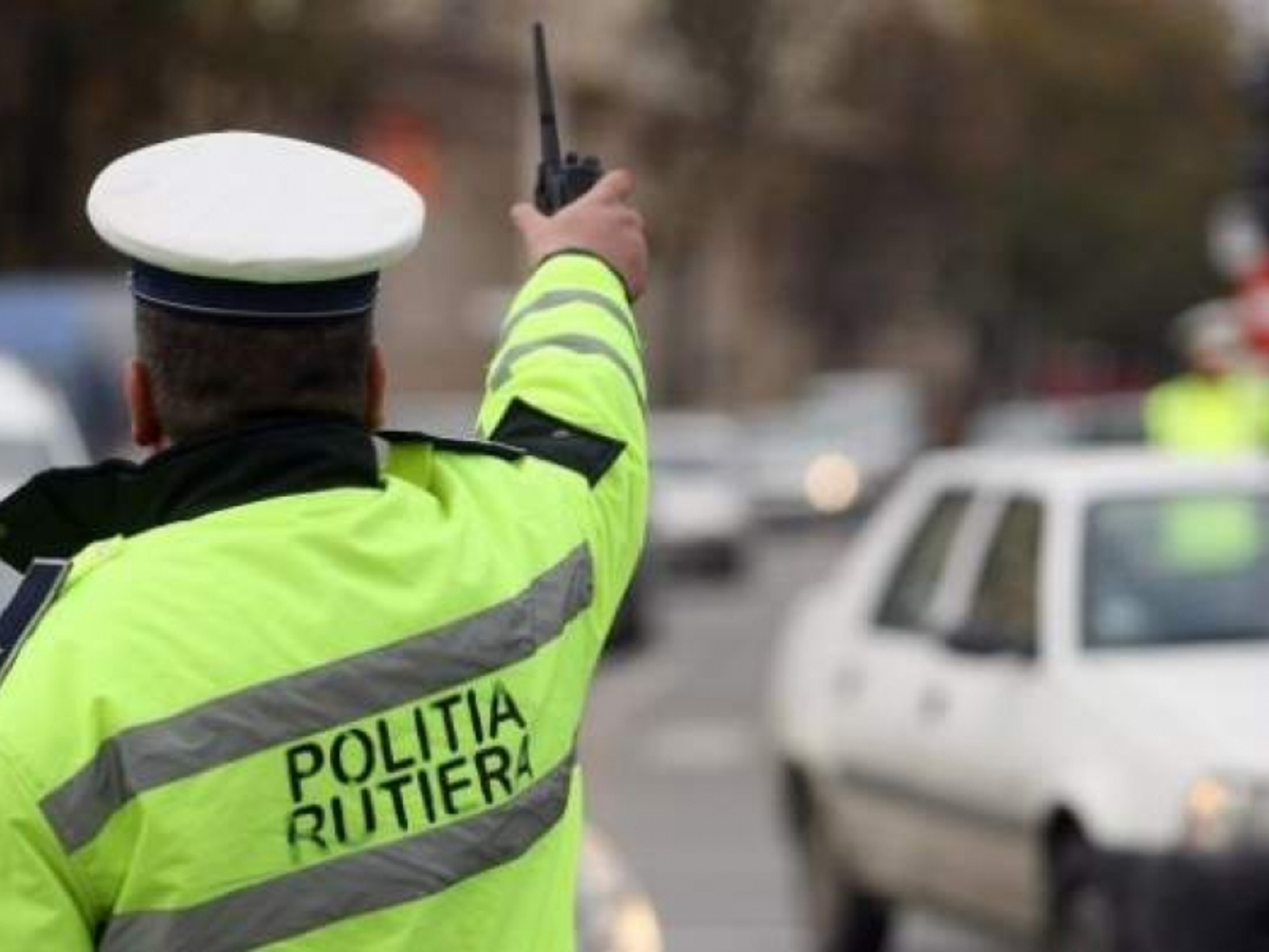 Șoferi fără permise, descoperiți la volan în Sibiu