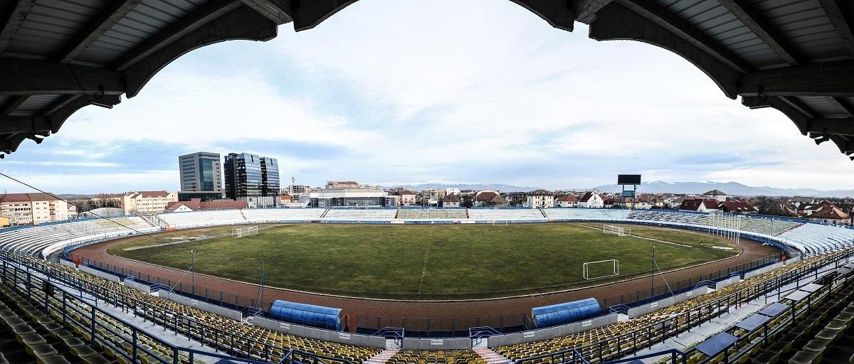 Stadionul Municipal, investiție de 17 milioane euro. Va fi un șantier dificil, se va lucra și se va și juca