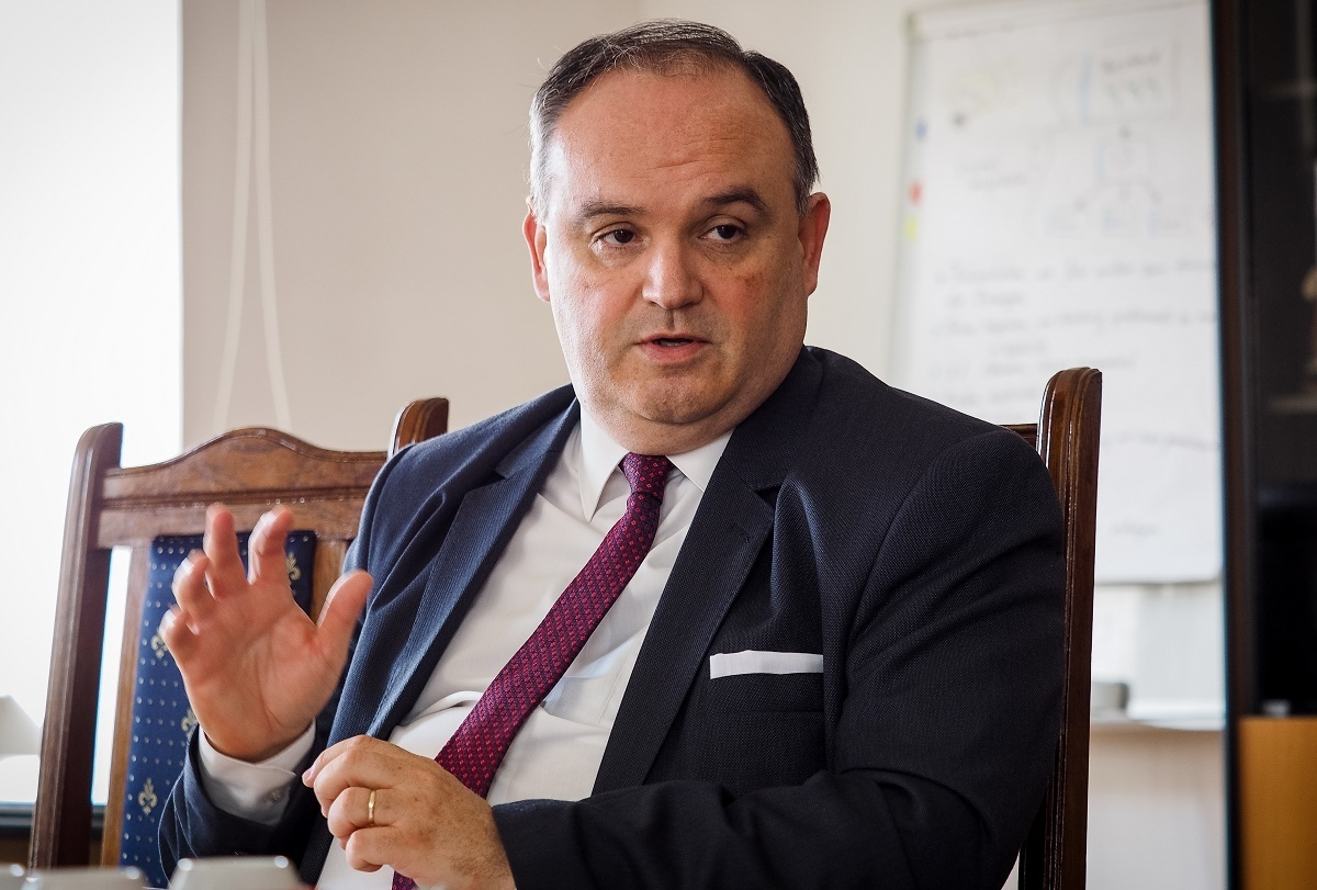 """Deputatul Ovidiu Ganț l-a întrebat pe ministrul Finanțelor despre scăderea bugetului Sibiului: """"Consider răspunsul nesatisfăcător"""""""