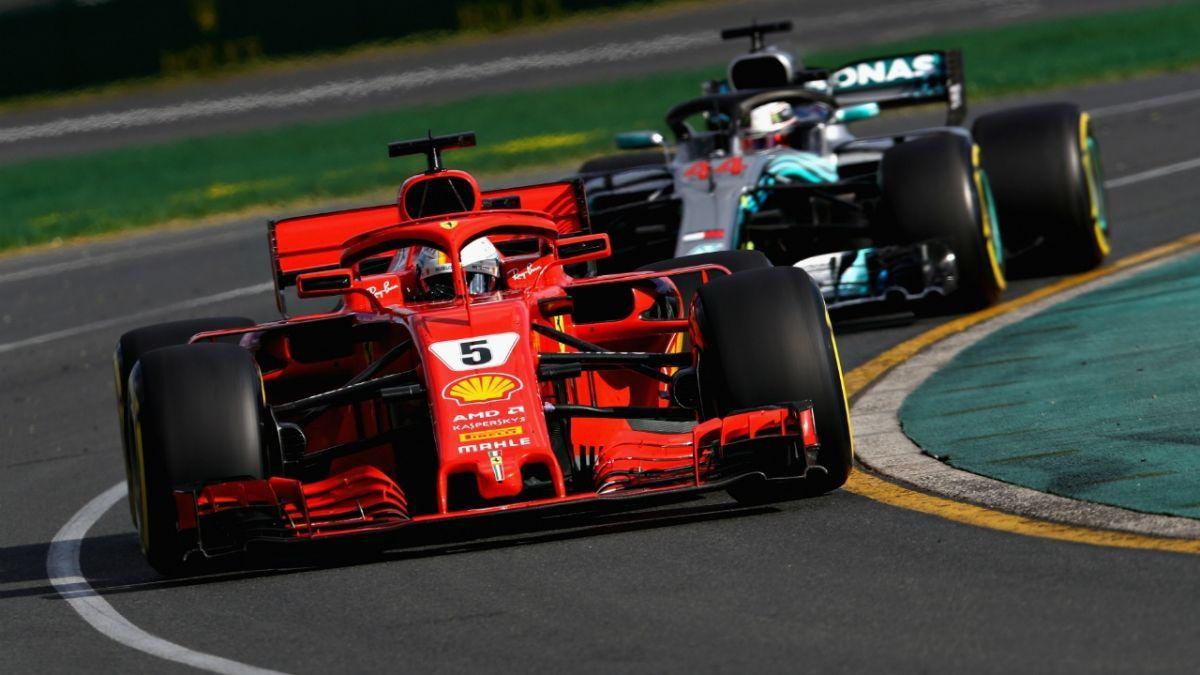 Formula 1: Vettel, primul lider