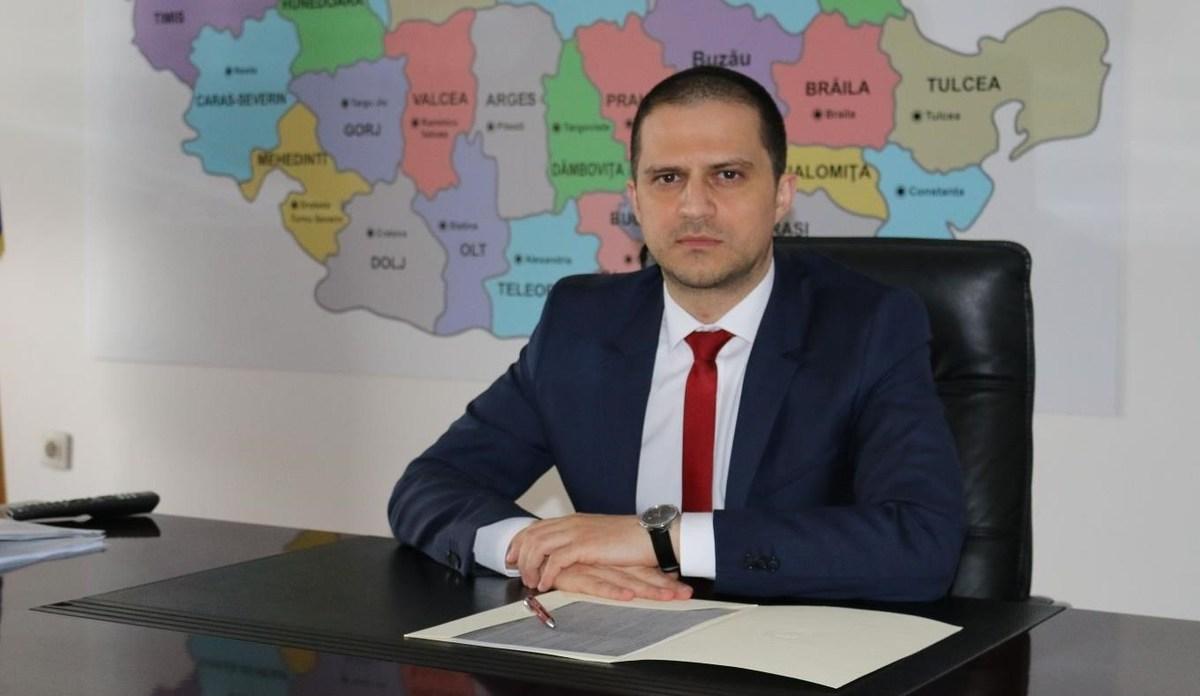 RMN de la Ministerul Sănătăţii pentru Spitalul Judeţean Sibiu. Bogdan Trif: