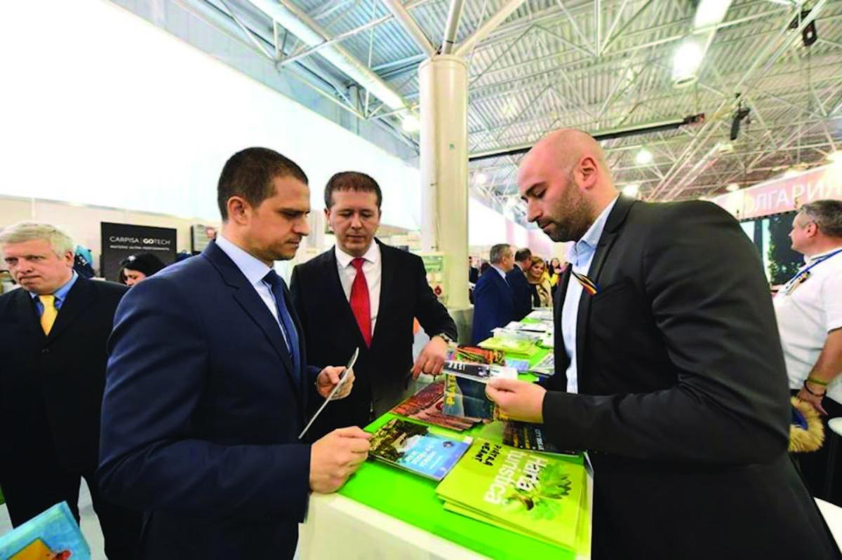 Ministerul Turismului, condus de Bogdan Trif, premiat la Târgul de Turism de la Chişinău