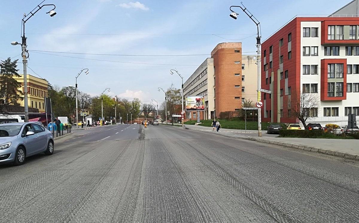 Vineri, 13: Primăria Sibiu închide Bulevardul Corneliu Coposu pentru asfaltare