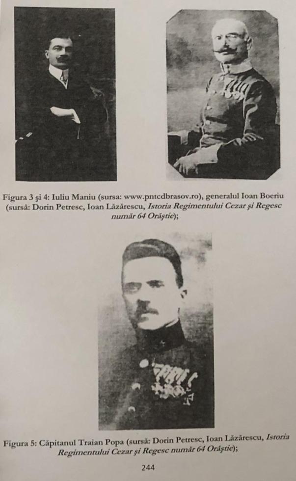 SENATUL MILITAR ROMÂN CENTRAL DIN VIENA