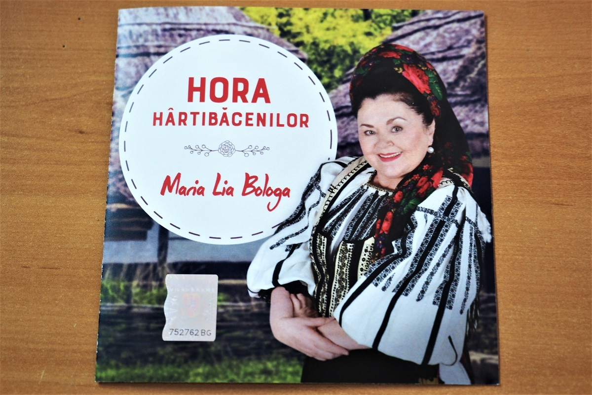 Maria Lia Bologa sărbătoreşte 44 de ani de la debutul artistic printr-un CD dedicat celor care i-au fost alături