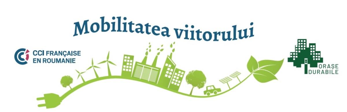 """""""Mobilitatea viitorului"""" la Sibiu, conferință despre autoturisme electrice, car sharing, soluții pentru parcări"""
