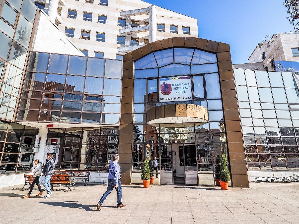 Atelier de antreprenoriat pentru studenții ULBS care vor să își deschidă o afacere
