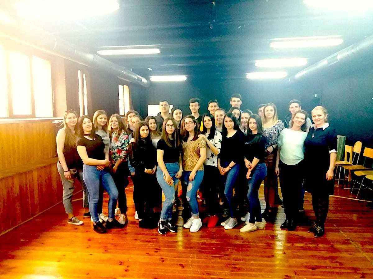 """Elevii de la Colegiul """"D.P.Barcianu"""" au testat viața de student"""