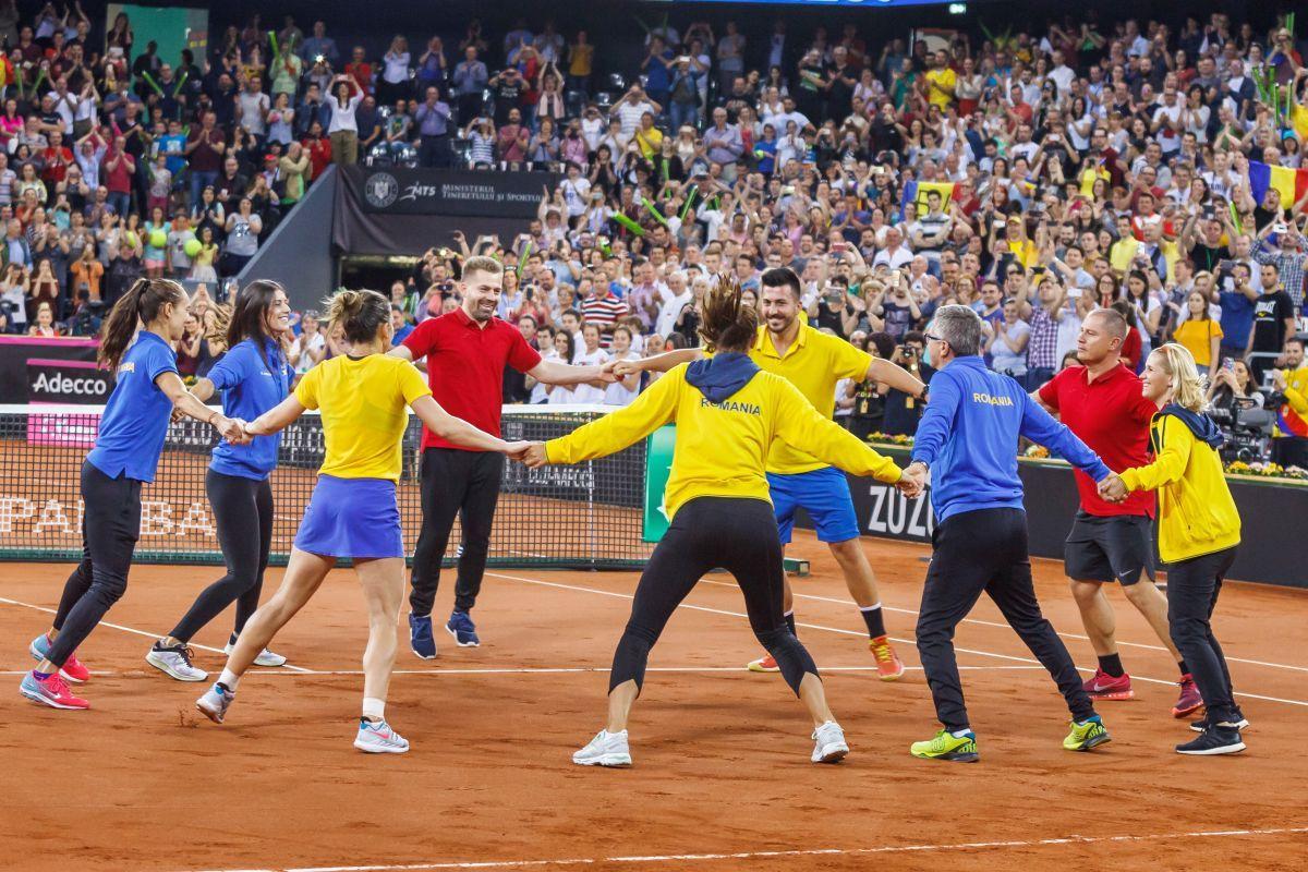 FedCup: Simona Halep readuce România în Grupa Mondială