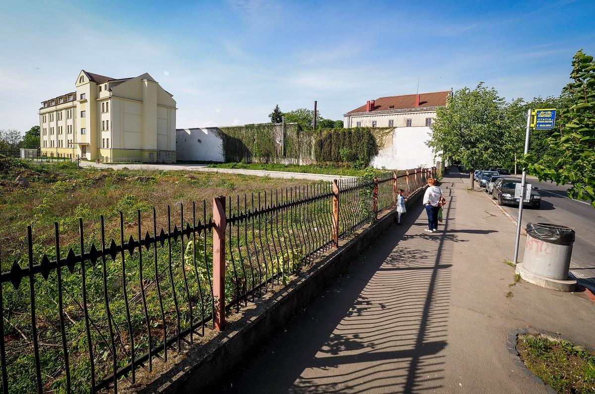 Cartier rezidențial și hotel pe Bulevardul Victoriei din Sibiu. Sibienii au venit cu obiecții la consultarea publică